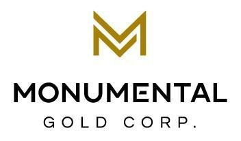 Monumental Gold Corp Logo (CNW Group/Monumental Gold Corp)