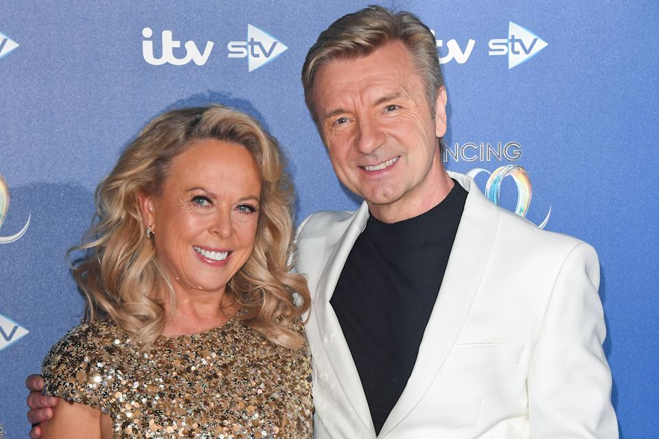 Torvill and Dean will be recapping some of the show's best moments instead of judging