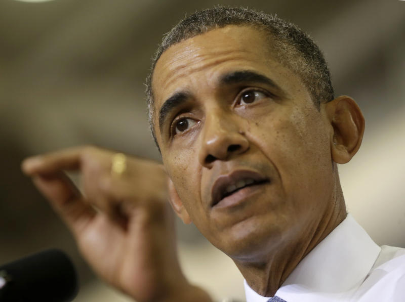 Obama's no-negotiation stance setting new tone