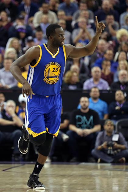 Warriors forward Draymond Green will become a restricted free agent this summer. (USA Today)