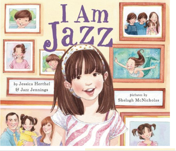 """The 2014 picture book """"I Am Jazz"""" has faced many challenges over the years. (Photo: Dial Books/Amazon)"""
