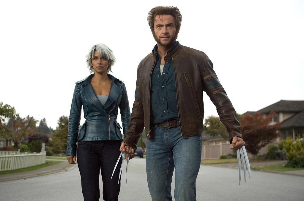"""3. X-MEN  Total Domestic Gross: $786,495,030   <a href=""""http://movies.yahoo.com/movie/1800353817/info"""">X-Men</a> (2000) - $157,299,717  <a href=""""http://movies.yahoo.com/movie/1807432594/info"""">X2: X-Men United</a> (2003) - $214,949,694   <a href=""""http://movies.yahoo.com/movie/1808490830/info"""">X-Men: The Last Stand</a> (2006) - $234,362,462   <a href=""""http://movies.yahoo.com/movie/1808665084/info"""">X-Men Origins: Wolverine</a> (2009) - $179,883,151"""