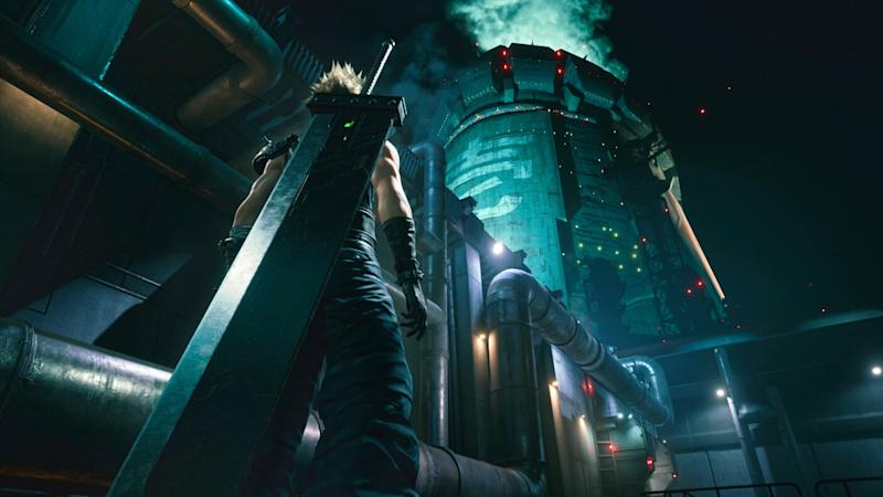 'Final Fantasy VII Remake' is, well, a remake of the classic JRPG with dramatically improved visuals and a far larger story. (Image: Square Enix)
