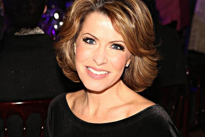 Natasha Kaplinsky and members of her family were caught up in a blast on board a boat in Corfu (Dave Benett)