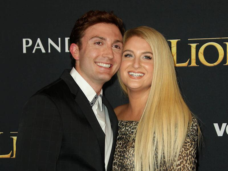 Daryl Sabara experienced love at first sight with wife Meghan Trainor