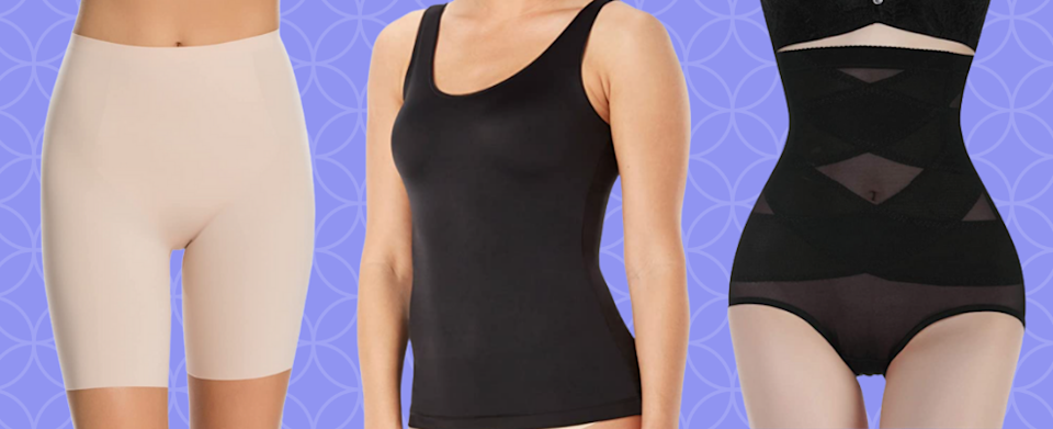 Get great deals on shapewear for Prime Day! (Photo: Amazon)