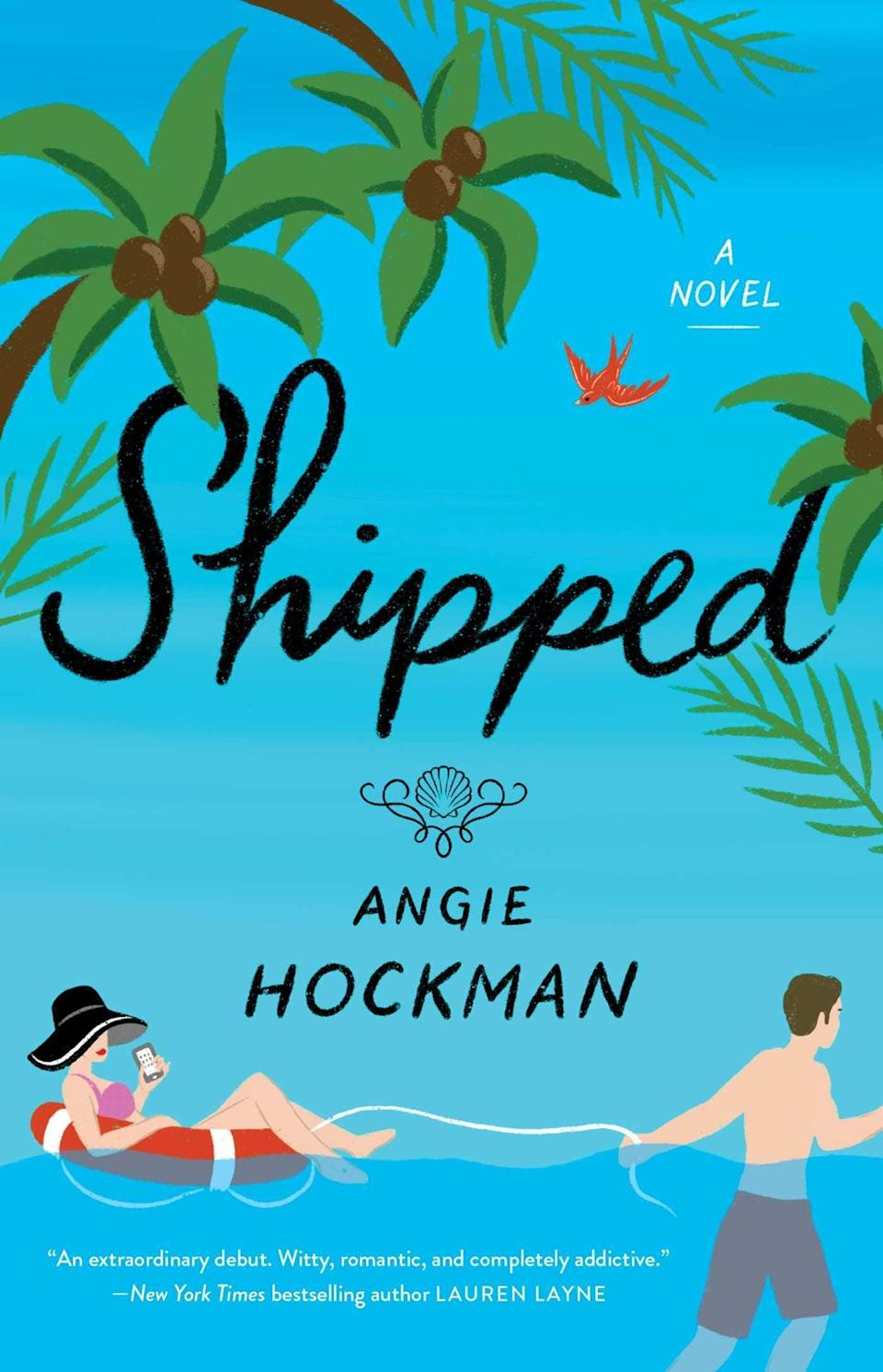 <p>Are you dreaming of a tropical vacation? Then why not live vicariously through the characters in Angie Hockman's hilarious and sexy <span><strong>Shipped</strong></span>, which follows two marketing managers and nemeses as they vie for the same promotion (and reluctantly fall in love) while on a work trip in picturesque Galápagos. </p> <p><em>Out Jan. 19</em></p>
