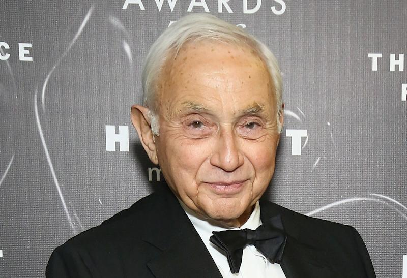 Les Wexner, seen in 2016.