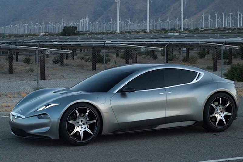 Fisker is set to reveal the EMotion EV. (Photo: AFP Relaxnews)