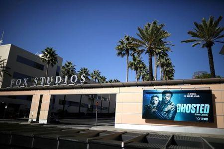 FILE PHOTO: The Twenty-First Century Fox Studios lot is seen in Los Angeles, California U.S. November 6, 2017. REUTERS/Lucy Nicholson/File Photo