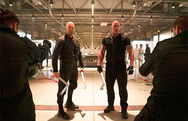 'Hobbs & Shaw' Director David Leitch on Those Epic Surprise Cameos and Post-Credit Scenes