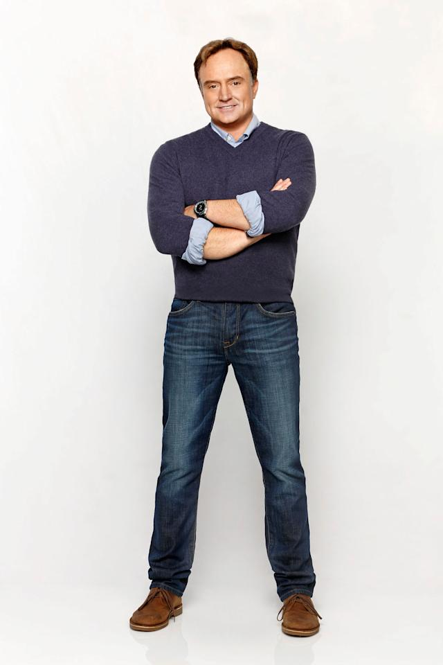 """Bradley Whitford as Pete in ABC's """"Trophy Wife."""""""