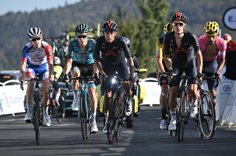 Ineos back to the drawing board after spectacular Tour failure