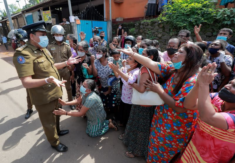 Sri Lanka coronavirus prison riot leaves eight dead, over 50 wounded
