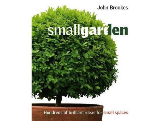 If you're looking for inspiration for gardening in a small space, this book is packed with ideas (Amazon)