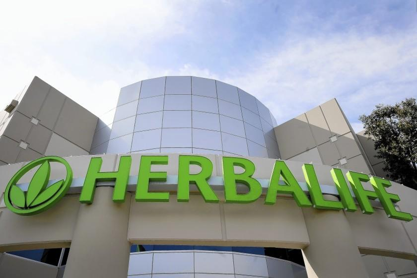 "Herbalife just settled a big federal case over bribes in China. <span class=""copyright"">(Patrick T. Fallon / Bloomberg)</span>"