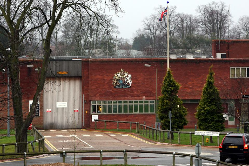 "File photo dated 12/01/09 of Feltham Young Offenders Institute. ""Radical"" and ""lasting change"" is needed at the prison for child criminals which saw an ""appalling"" drop in standards, inspectors said."