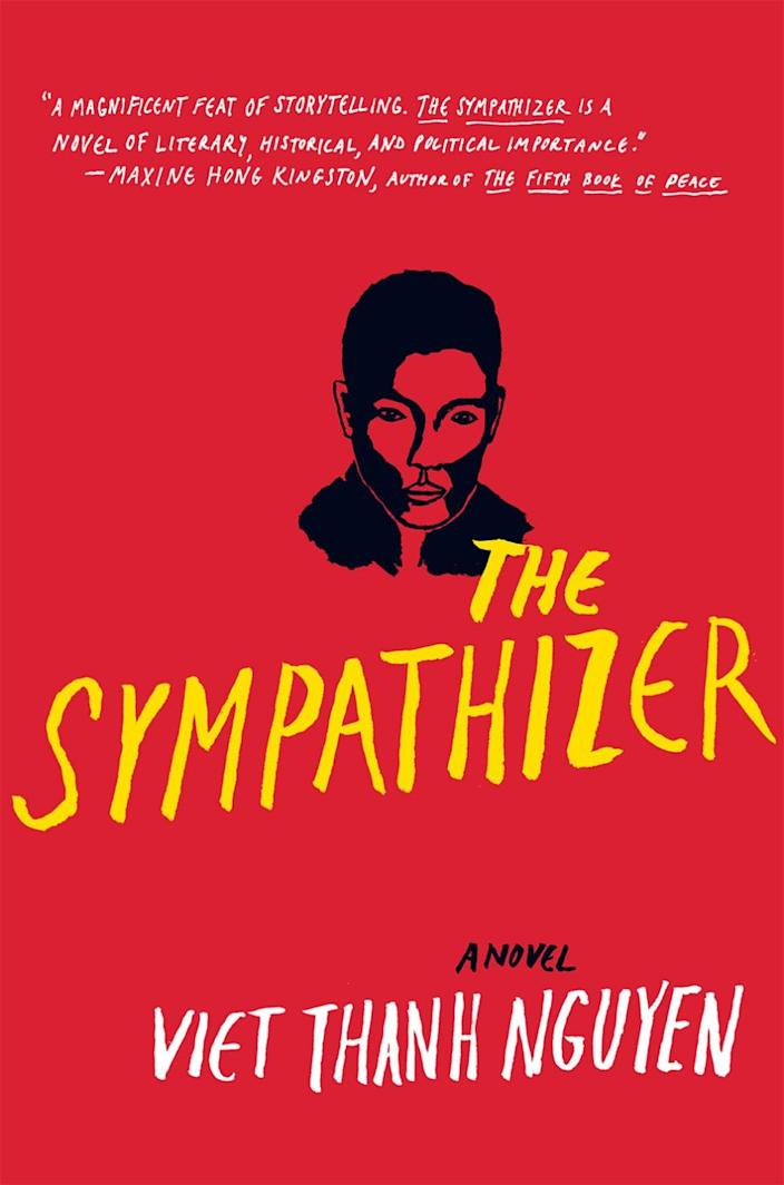 "Cover of the book ""The Sympathizer"" by Viet Thanh Nguyen. Published by Grove Press (For book cover) Credit; Grove Press"