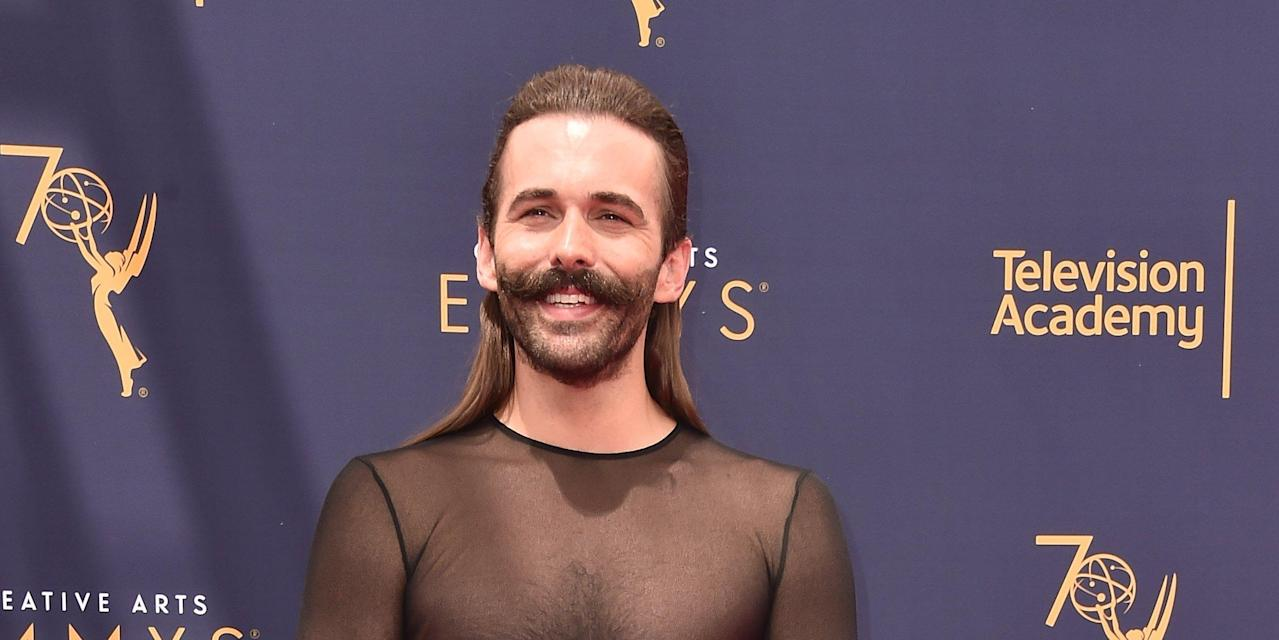 'Queer Eye' star Jonathan Van Ness came out as HIV-positive and shared his struggles with addiction