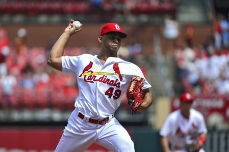 Cardinals RHP Hicks diagnosed with torn UCL
