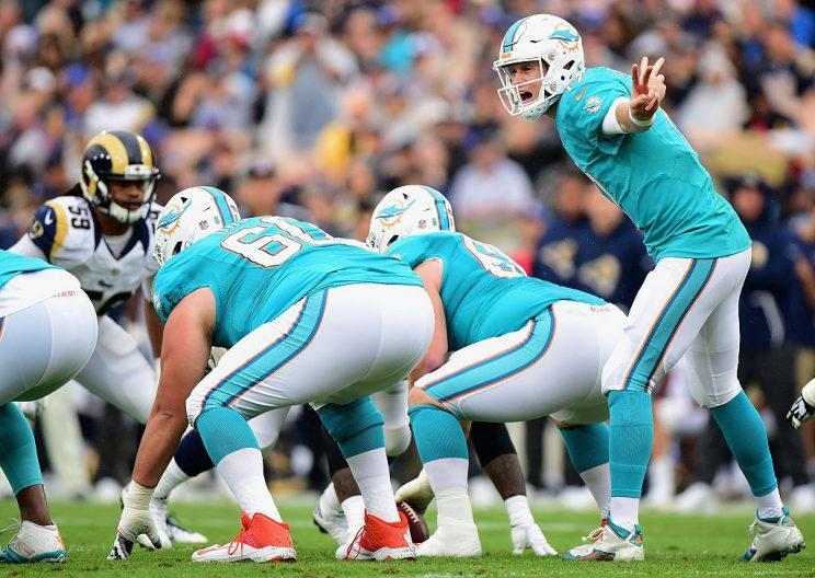 Ryan Tannehill is facing one of the league's most user-friendly defenses in Week 12 (Getty Images)
