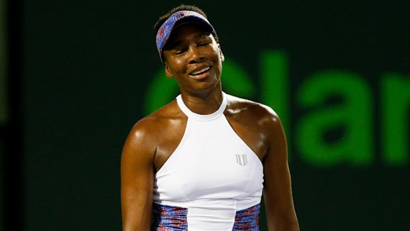 Venus Williams stunned by qualifier Danielle Collins at Miami Open