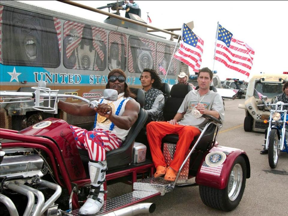 "Mike Judge's ""Idiocracy."""