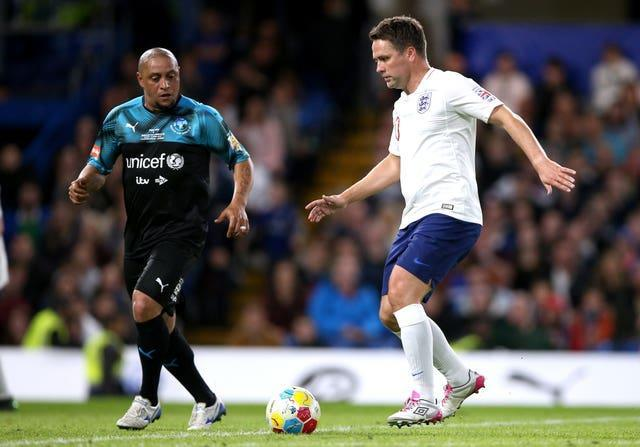 Roberto Carlos will be involved in Soccer Aid for UNICEF again this year