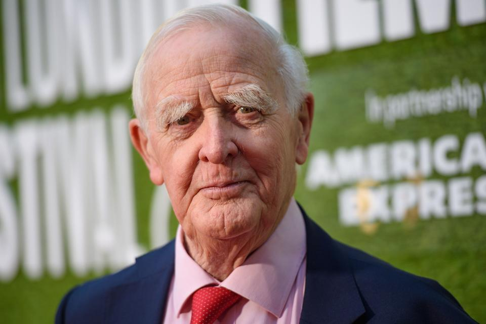 British spy thriller author John le Carre dies