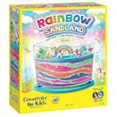 """<p><strong>Creativity for Kids</strong></p><p>amazon.com</p><p><strong>$18.00</strong></p><p><a href=""""https://www.amazon.com/dp/B07MQXNDHD?tag=syn-yahoo-20&ascsubtag=%5Bartid%7C10055.g.4695%5Bsrc%7Cyahoo-us"""" rel=""""nofollow noopener"""" target=""""_blank"""" data-ylk=""""slk:Shop Now"""" class=""""link rapid-noclick-resp"""">Shop Now</a></p><p>Little ones will have a blast creating the ultimate rainbow world with five sand colors, stickers, a mini unicorn and more. It <strong>comes with a funnel to aid in pouring</strong> and a genius rubber cap to make sure sand stays in place. <br></p>"""