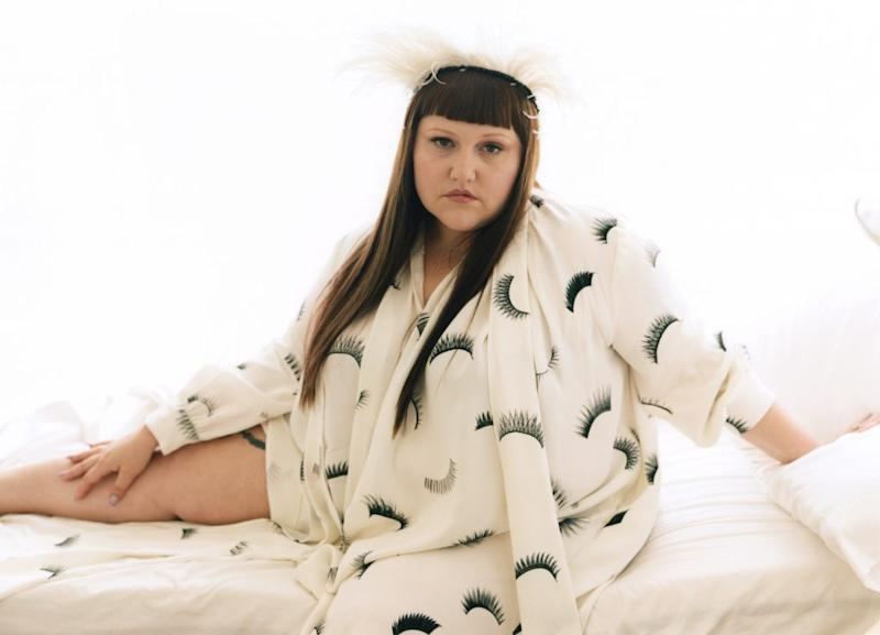 4dcc5b08ad89d Beth Ditto came out with a new plus size clothing collection and it is SO  incredibly darling