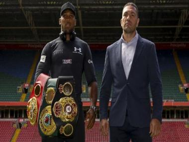 Heavyweight champion Anthony Joshua to face Kubrat Pulev in rescheduled fight inDecember