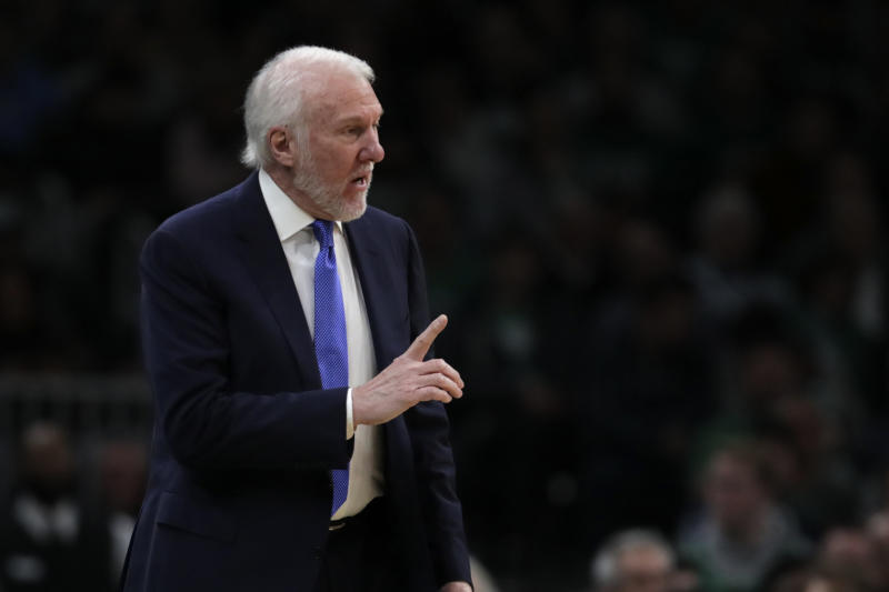 "While the upcoming Olympics will now take place ""no later than 2021,"" both Jerry Colangelo and Gregg Popovich still plan to lead USA Basketball."