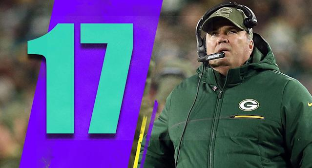 <p>Mike McCarthy's mismanagement extends far beyond one game. This team hasn't been that good all season, and there's too much talent on the roster for that to be the case. (Mike McCarthy) </p>