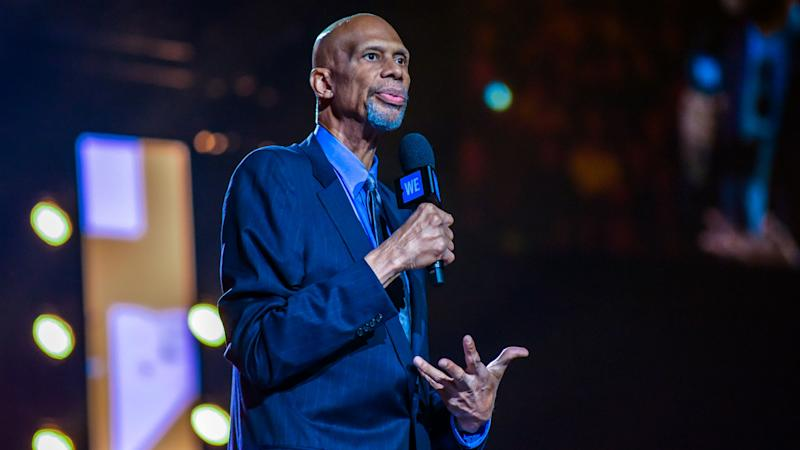 d9797c4ed7a Kareem Abdul-Jabbar hasn't changed in retirement, but our view of him has