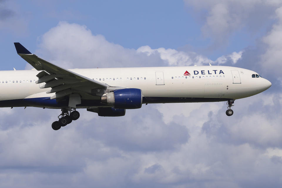 The incident happened aboard a Delta airline flight [Photo: Getty]