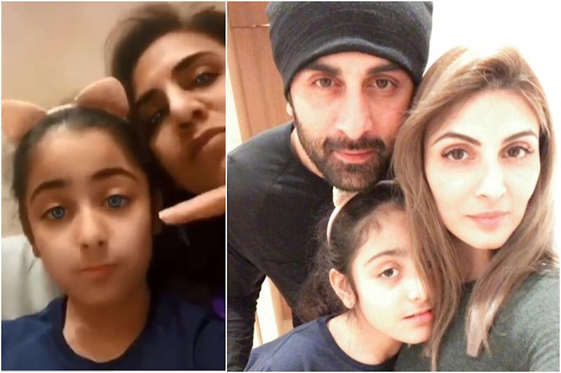 Neetu Kapoor Nails 'TikTok Thingy' with Granddaughter, Wins Hearts Online
