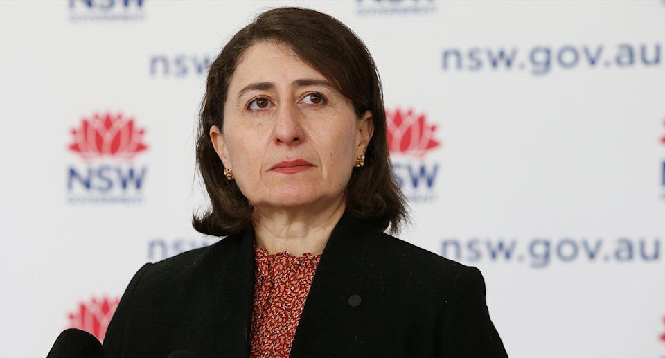 NSW Health will no longer report linked and unlinked Covid cases every day. Source: AAP