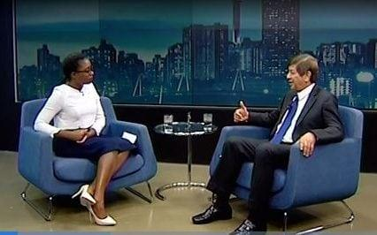 Zafar Siddiqi, Co-Founder and Chairman of ABN Group, which includes Forbes Africa, ABN Training, ABN Productions and ABN Digital talks to CNBC Africa, about the history and future of television, on CNBC Africa's 10th anniversary - CNBC Africa