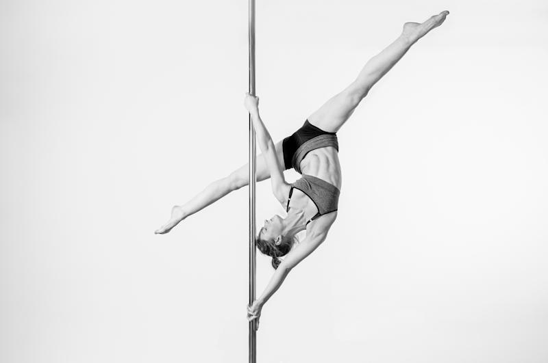 There are ample benefits of pole dancing on physical and mental wellbeing (Getty)