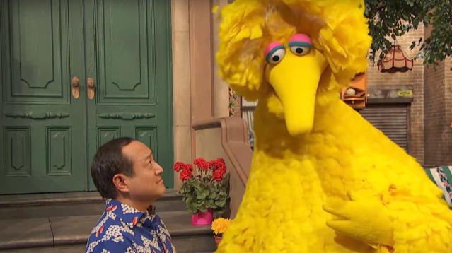 'Sesame Street' Characters Are Now Teaching Kids How To Cope With Trauma