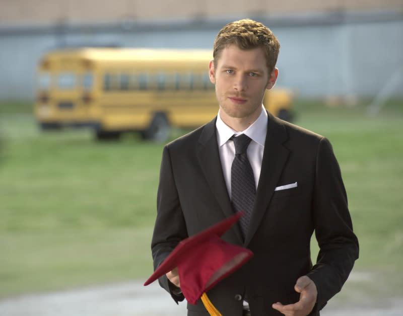 """Graduation"" -- Joseph Morgan as Klaus"