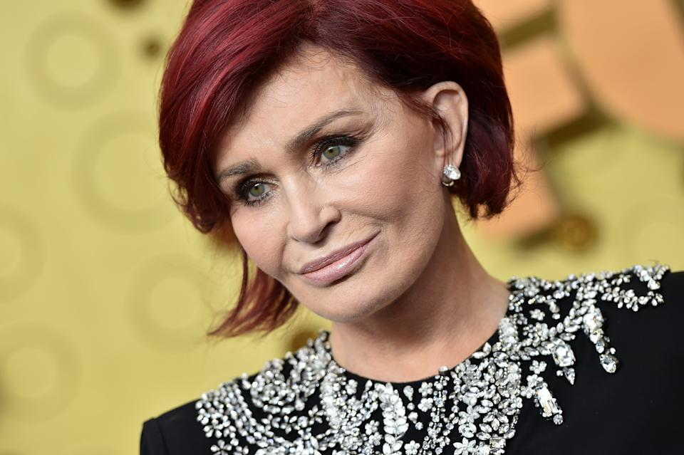 Sharon Osbourne attends the 71st Emmy Awards at Microsoft Theater on September 22, 2019 in Los Angeles, California. (Photo by Axelle/Bauer-Griffin/FilmMagic)