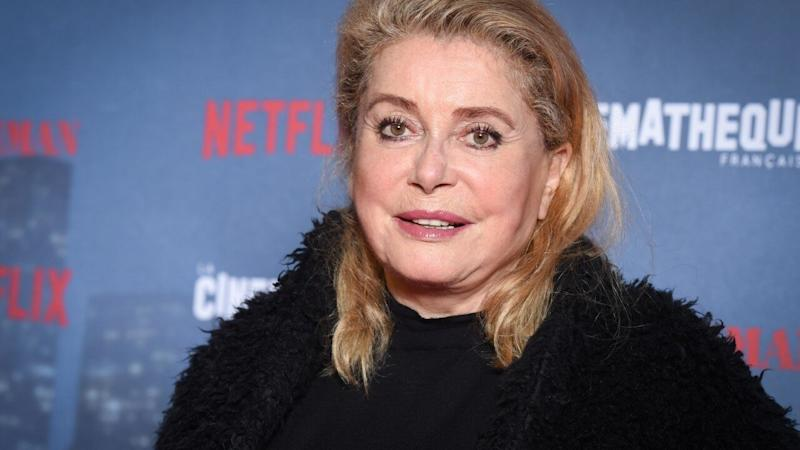 Catherine Deneuve Hospitalized After Suffering a Stroke