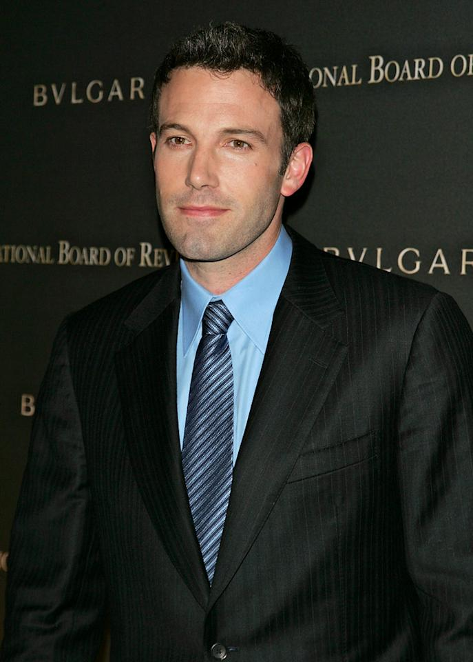 Ben Affleck arrives at the 2007 National Board of Review of Motion Pictures Awards Gala - 01/15/2008