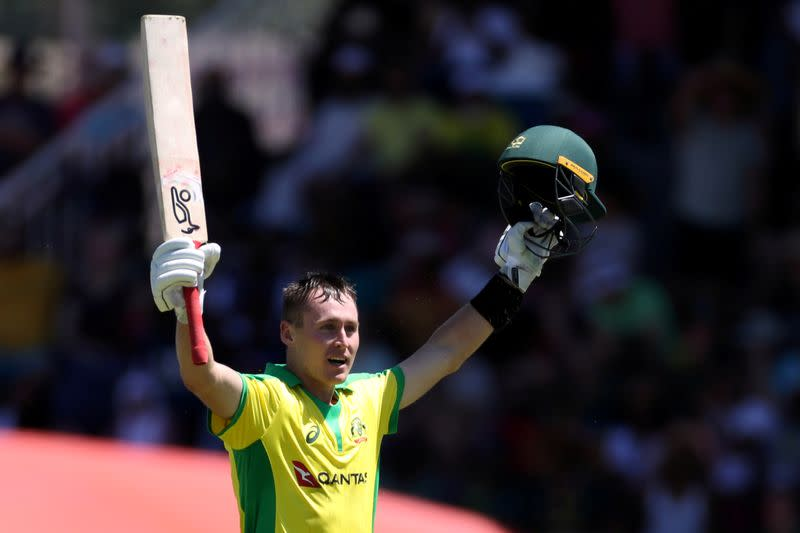 Australia's Labuschagne primed to become man-for-all-formats