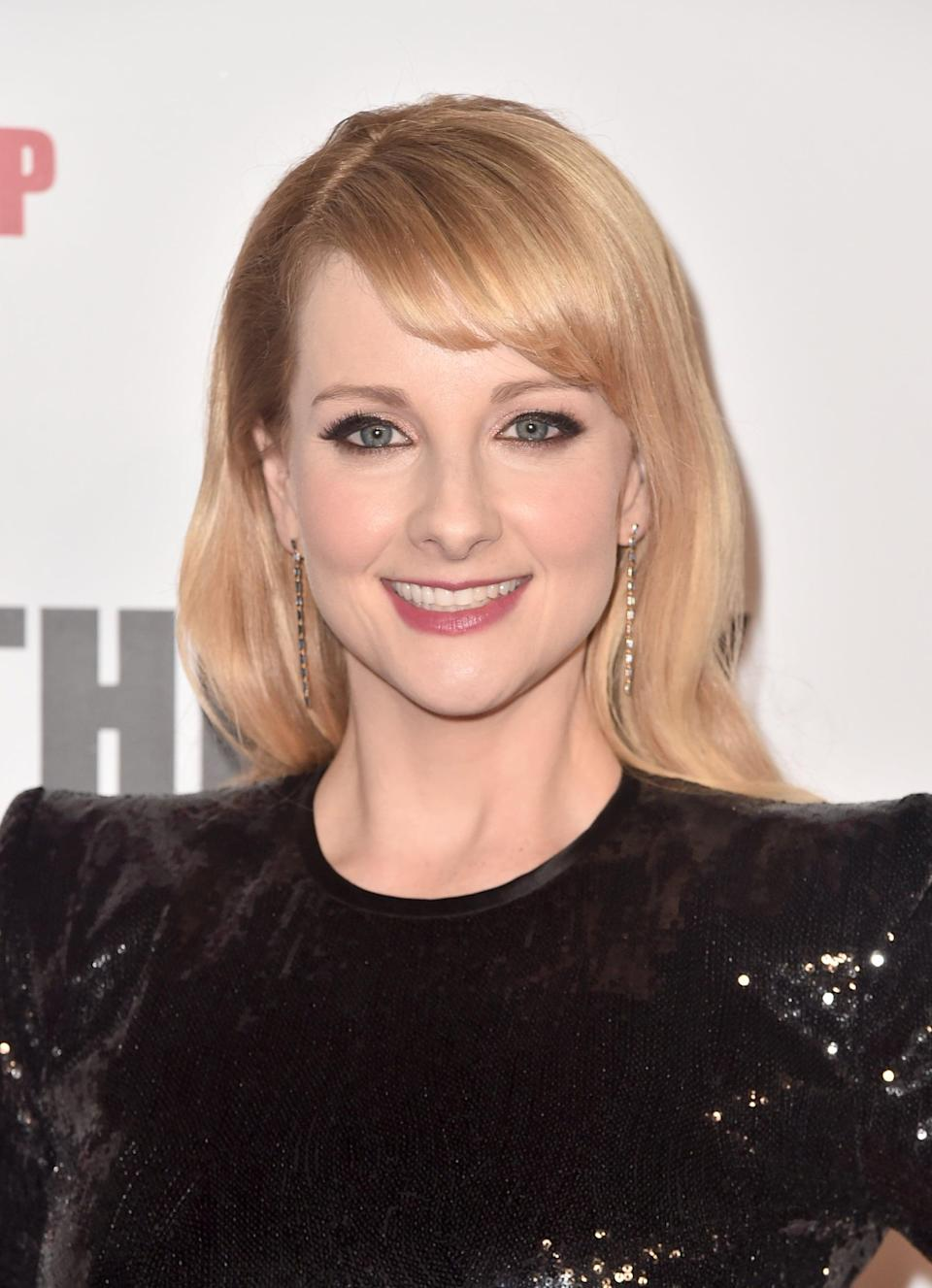 """<p>Following the end of <strong>TBBT</strong>, Melissa Rauch (who plays the adorably squeaky-voiced microbiologist Bernadette Rostenkowski-Wolowitz) will <a href=""""http://www.flickeringmyth.com/2018/10/steven-soderberghs-the-laundromat-adds-melissa-rauch-jeffrey-wright-robert-patrick-and-more/"""" rel=""""nofollow noopener"""" target=""""_blank"""" data-ylk=""""slk:make an exciting returning to the big screen"""" class=""""link rapid-noclick-resp"""">make an exciting returning to the big screen</a> in the Steven Soderbergh Panama Papers drama <strong>The Laundromat</strong>, which stars <a class=""""link rapid-noclick-resp"""" href=""""https://www.popsugar.com/Meryl-Streep"""" rel=""""nofollow noopener"""" target=""""_blank"""" data-ylk=""""slk:Meryl Streep"""">Meryl Streep</a> and Gary Oldman. The film is currently in post-production and is <a href=""""https://www.popsugar.com/entertainment/New-Netflix-Movies-2019-45621562"""" rel=""""nofollow noopener"""" target=""""_blank"""" data-ylk=""""slk:due to premiere on Netflix sometime this year"""" class=""""link rapid-noclick-resp"""">due to premiere on Netflix sometime this year</a>. The flick will follow a group of journalists who discovered a series of files that link the world's most powerful political figures to secret banking accounts to avoid taxes. </p>"""