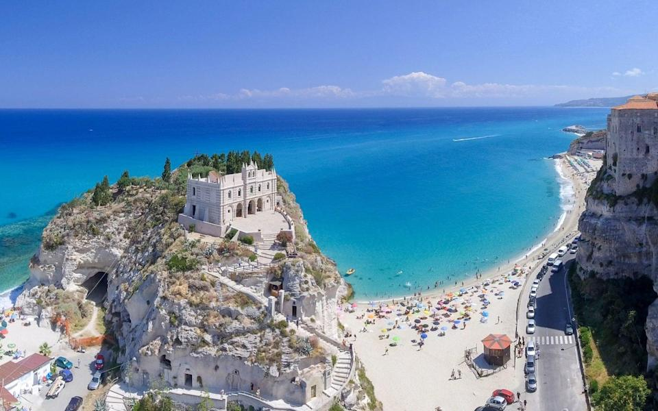 Even Italian insiders gasp when they see Tropea for the first time - istock