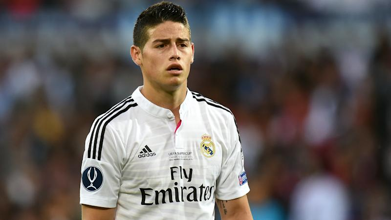Everton hope signing of James Rodriguez can enhance club's global appeal