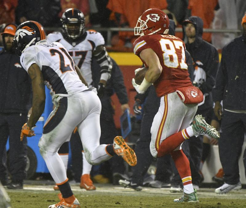 Chiefs Beat Broncos, Knocking Denver Out Of Playoffs And